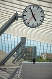 Liege-Guillemins railway Royalty Free Stock Photos