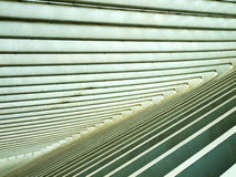 Liege-Guillemins railway station Stock Image