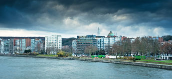 Liege Royalty Free Stock Photo