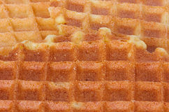 Liege waffles Stock Photo