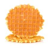 Liege waffles Stock Image