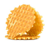 Liege waffles Stock Photography