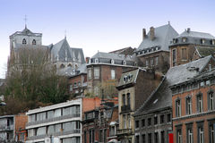 Liege Wallonia Belgium Royalty Free Stock Photos