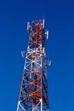 Lien de relais radioélectrique Image stock