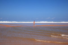 Liencres dunes nature reserve Stock Photo