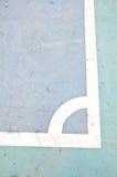 Liene di Futsal Fotografia Stock Libera da Diritti