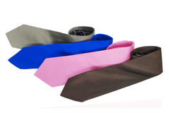 Liens ThaiSilk, cravate Photographie stock
