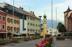 Lienz, Áustria Imagem de Stock