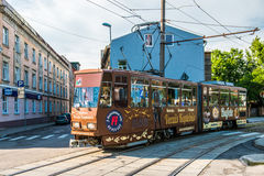 Liepaja transport Stock Photography