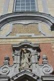 Lier, Belgien Heilig-Margarethakirche im Beguinage lizenzfreie stockfotografie
