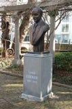 Lier staty av Louis Zimmer Royaltyfri Fotografi