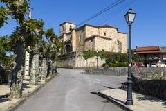 Lierganes, la Cantabrie, Espagne images libres de droits