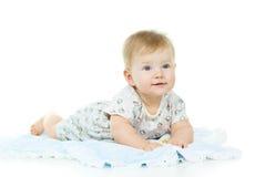 Lies för litet barn arkivfoton