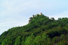 Lietava Castle, Slovakia Royalty Free Stock Photography