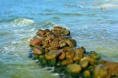 Lietuva Palanga Mer baltique Image libre de droits