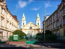Lieu de culte, Lviv Photos libres de droits