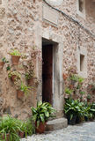 Lieu de naissance de Santa Catalina Tomàs photos libres de droits