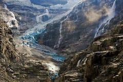 Lieu de naissance des chutes Le comté de plus d'og Romsdal norway photo libre de droits