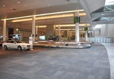 Lieu de prendre des bagages de Pearson Airport Photo libre de droits