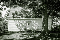 Lieu de réunion de cou de Tuckahoe Photographie stock libre de droits