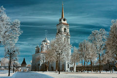 Lieu public, Tula Kremlin Image libre de droits
