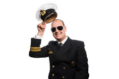 Lieutenant commander Stock Photos