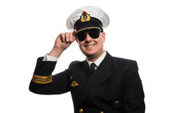 Lieutenant commander Royalty Free Stock Photos