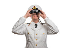 Lieutenant commander Royalty Free Stock Photo