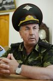 Lieutenant General Grigory Fomenko Stock Photo