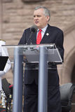 Lieutenant Governor of Ontario David Onley Royalty Free Stock Image