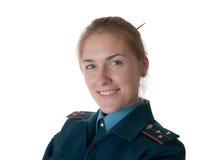 lieutenantpensionär Fotografering för Bildbyråer