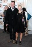 Liev Schreiber, Naomi Watts stockbild