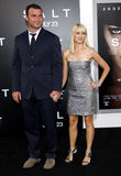 Liev Schreiber and Naomi Watts Royalty Free Stock Image