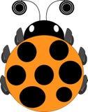 Lieveheersbeestjepictogram Stock Fotografie