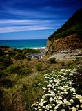Life is beautiful. Great Ocean Road in Victoria Royalty Free Stock Images
