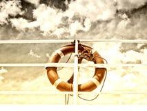 Life belt (9) Royalty Free Stock Image