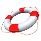 Life belt or ring Stock Photo