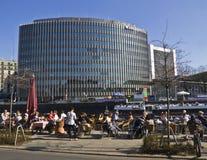 Life in berlin,appetizer,potsdamerplaz, Stock Photos