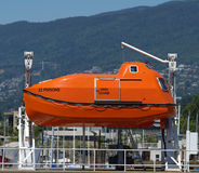 Life Boat Stock Images