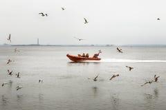 Life boat Royalty Free Stock Photography