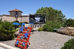 DAILY LIFE IN BOULDER CITY NEVADA. Boulder city/Nevada/USA/ 30 May 2018-Daily life in boulder city business nd tourists life Founded in 1931 Boulder City was stock photos