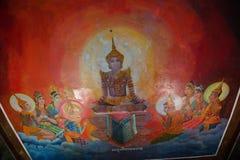 Life of the Buddha Royalty Free Stock Photos
