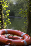 Life buoy Stock Photography