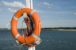 Life-buoy Stock Photo