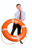 Life buoy Royalty Free Stock Photos