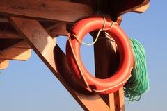 Life buoy Stock Image
