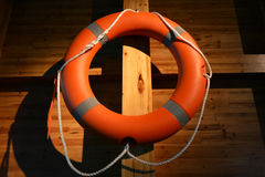 Life buoy Diving equipment Royalty Free Stock Photography