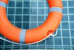 Life buoy. For emergency case Stock Photo