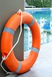 Life buoy. For emergency case Stock Photo