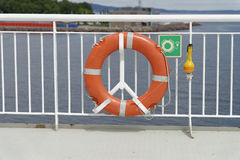 Life Buoy Equipment Royalty Free Stock Images